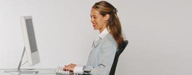 Chiropratique St-Lambert – Accent Chiropratique - Posture au bureau