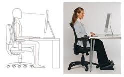 Bonne posture au bureau - Accent chiropratique - Saint-Lambert